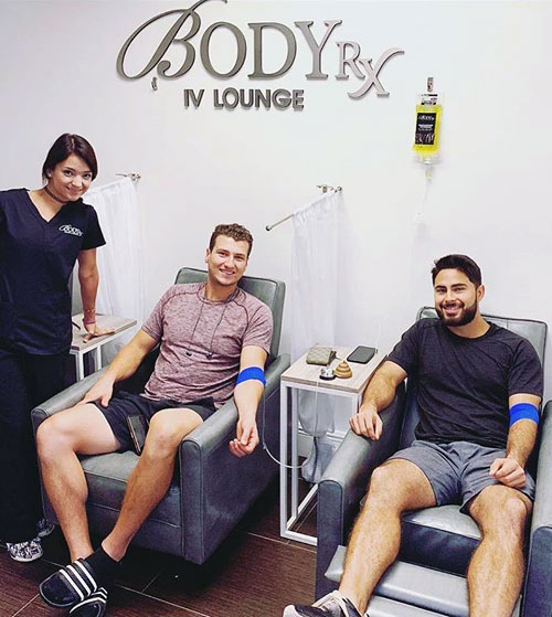 IV Therapy by Body RX Miami